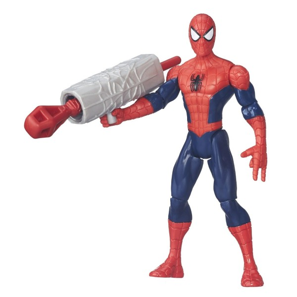 Фигурка из серии Ultimate Spider-Man vs Sinister 6 - Человек-паук c орудием, 15 см.Spider-Man (Игрушки Человек Паук)<br>Фигурка из серии Ultimate Spider-Man vs Sinister 6 - Человек-паук c орудием, 15 см.<br>