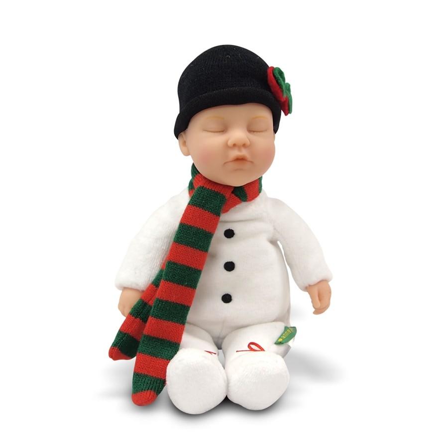 Детки-снеговичкиКуклы детки ANNE GEDDES<br>Детки-снеговички<br>