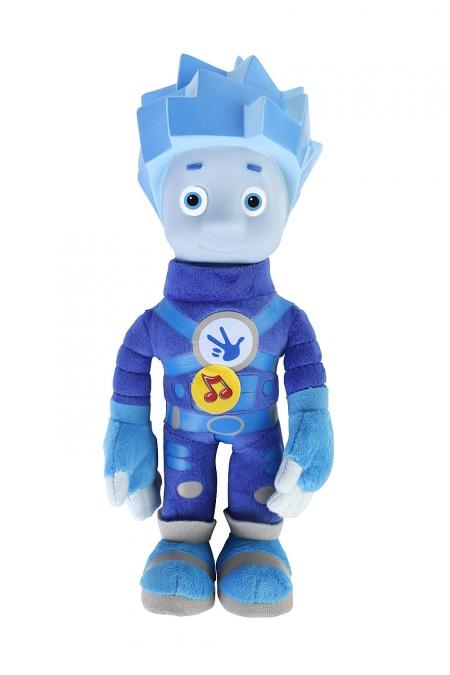 Мягкая игрушка Нолик из серии Фиксики, озвученный, со светом, 24 см.Говорящие игрушки<br>Мягкая игрушка Нолик из серии Фиксики, озвученный, со светом, 24 см.<br>
