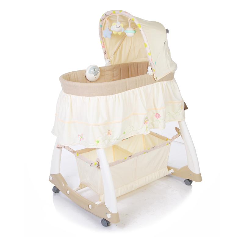 Кроватка-люлька детская Dream, Field & Garden