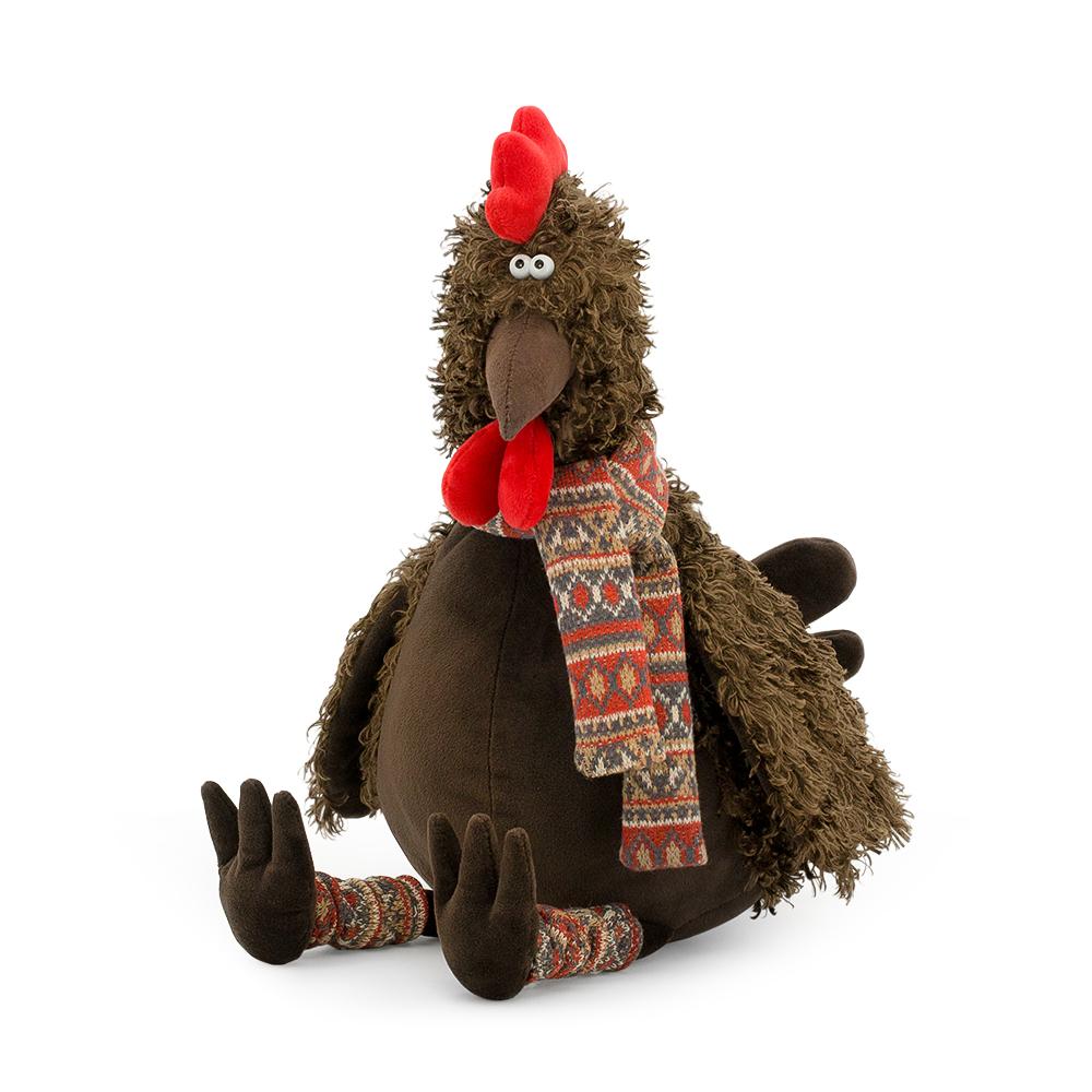 Мягкая игрушка - Курица Матильда, 30 смЖивотные<br>Мягкая игрушка - Курица Матильда, 30 см<br>