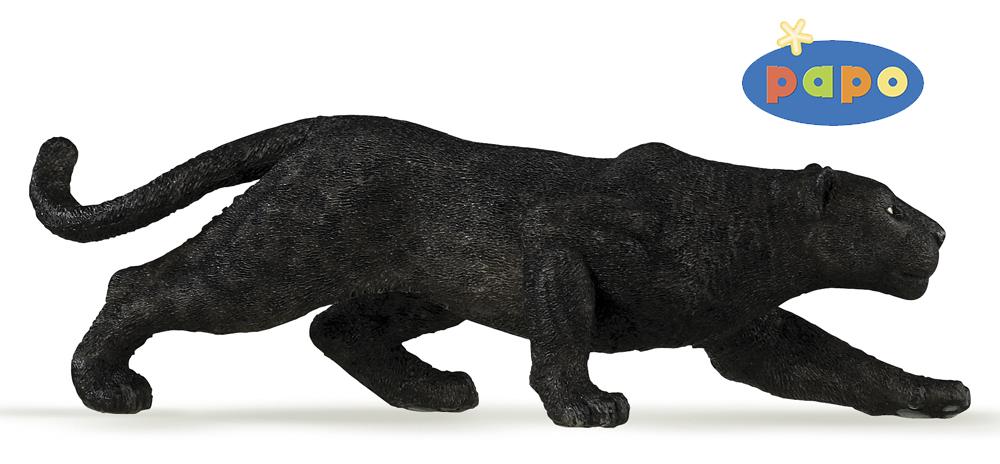 Купить Фигурка Черная пантера, Papo