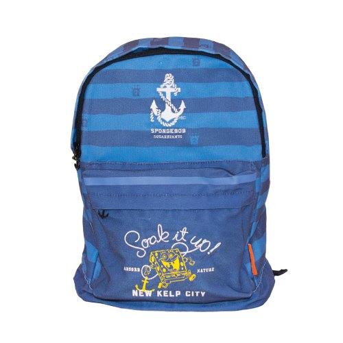 Рюкзак подростковый Губка БобШкольные рюкзаки<br>Рюкзак подростковый Губка Боб<br>