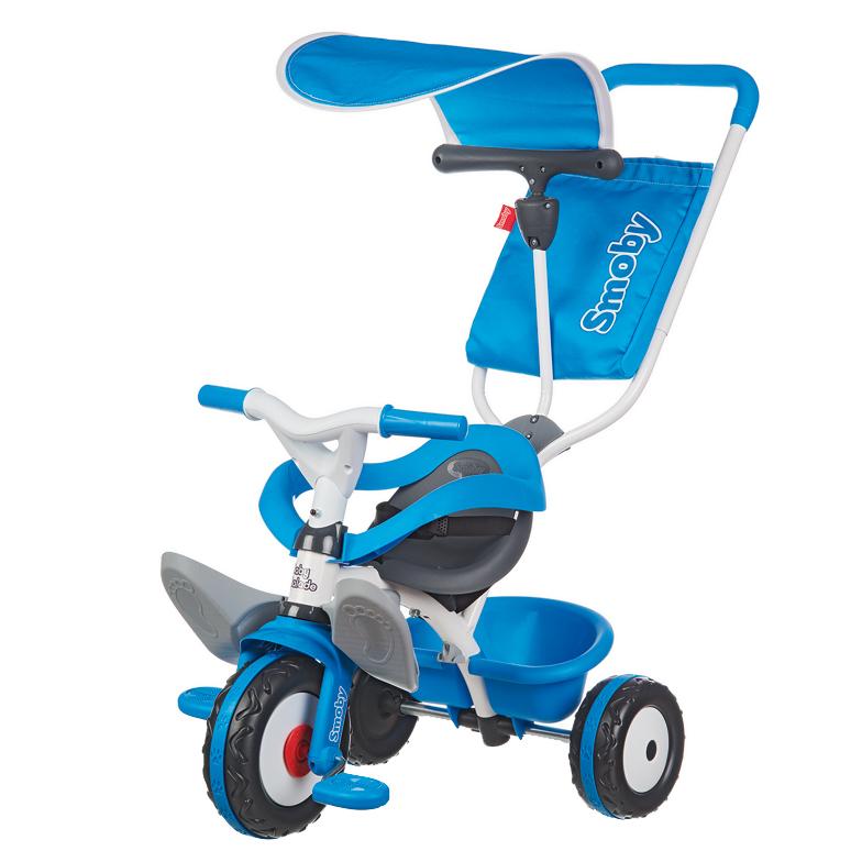 Велосипед трехколесный Balade, синийВелосипеды детские<br>Велосипед трехколесный Balade, синий<br>
