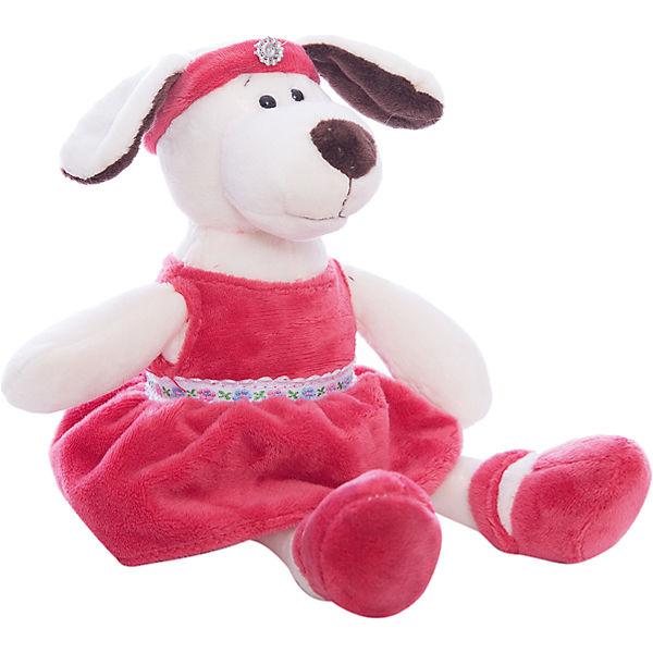 Собака в платье с повязкой, 16 смСобаки<br>Собака в платье с повязкой, 16 см<br>