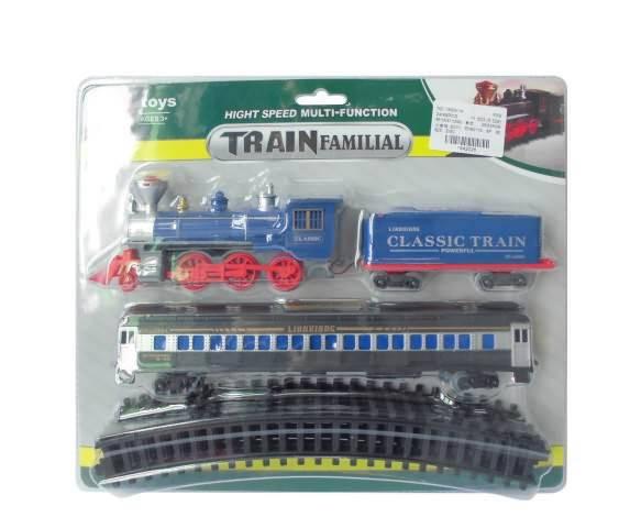Железная дорога со звуковыми эффектамиДетская железная дорога<br>Железная дорога со звуковыми эффектами<br>