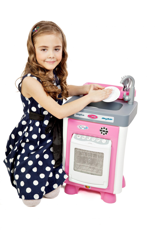Купить Набор - Carmen №1 с посудомоечной машиной, Полесье