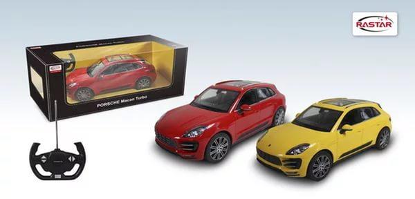 Купить Радиоуправляемая машина Porsche Macan, Rastar