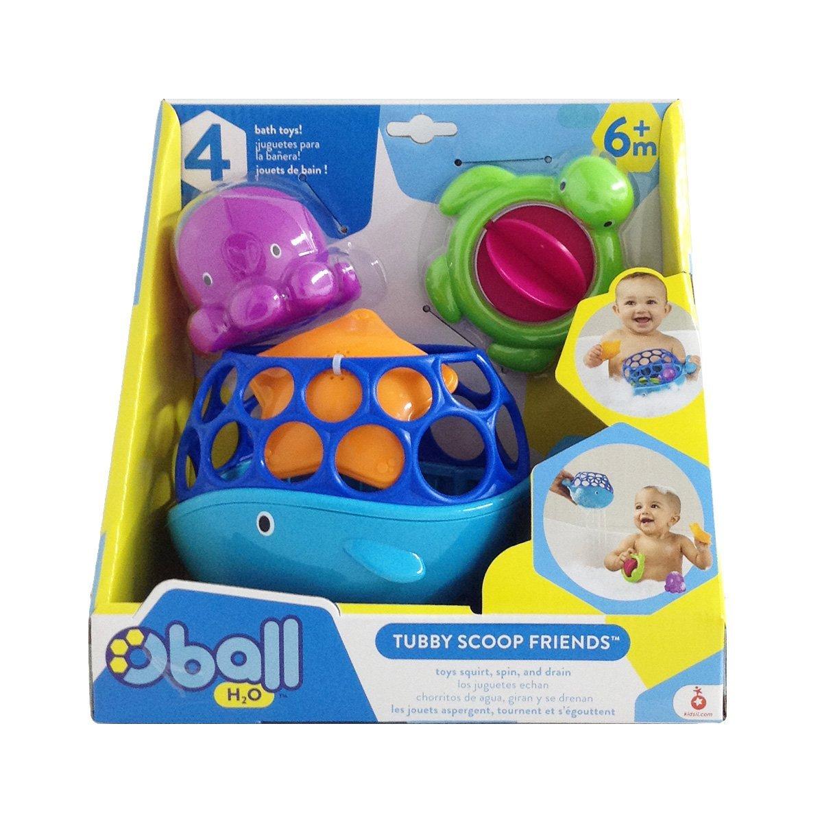 Набор игрушек для ванны - Морские друзьяРазвивающие игрушки<br>Набор игрушек для ванны - Морские друзья<br>