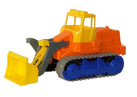 Гусеничный трактор-погрузчикИгрушечные тракторы<br>Гусеничный трактор-погрузчик<br>