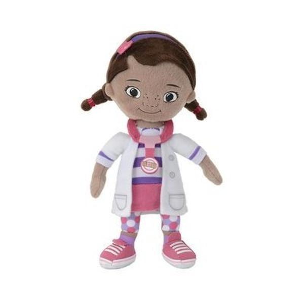 Мягкая игрушка - Доктор Плюшева, 20 см.Мягкие игрушки Disney<br>Мягкая игрушка - Доктор Плюшева, 20 см.<br>
