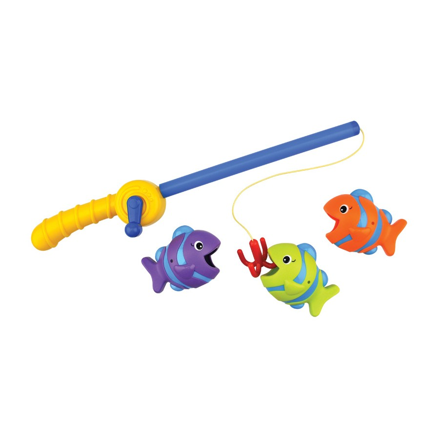 Игровой набор «Время рыбалки»Развивающие игрушки K-Magic от KS Kids<br>Игровой набор «Время рыбалки»<br>