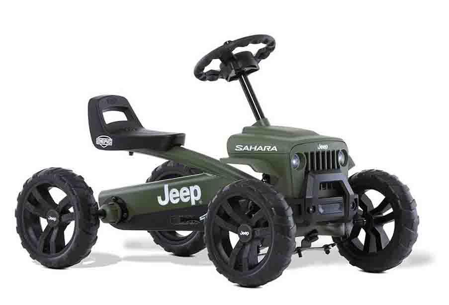 Веломобиль - Jeep Buzzy Sahara