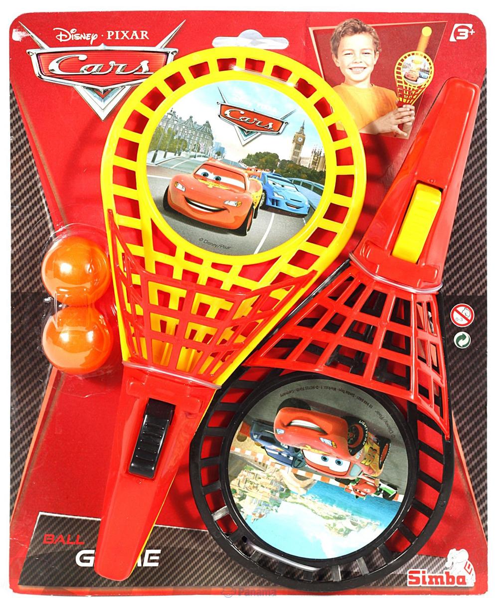 Набор игровой Дисней с мячиком и конусом для его ловли, 4 видаКольцебросы<br>Набор игровой Дисней с мячиком и конусом для его ловли, 4 вида<br>