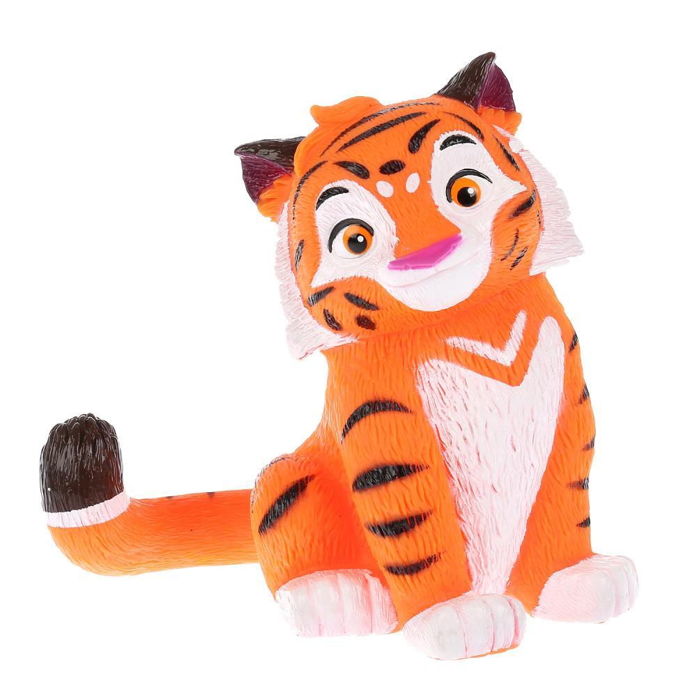 Купить Игрушка пластизоль для ванны Лео и Тиг, Тиг в сетке, Играем вместе