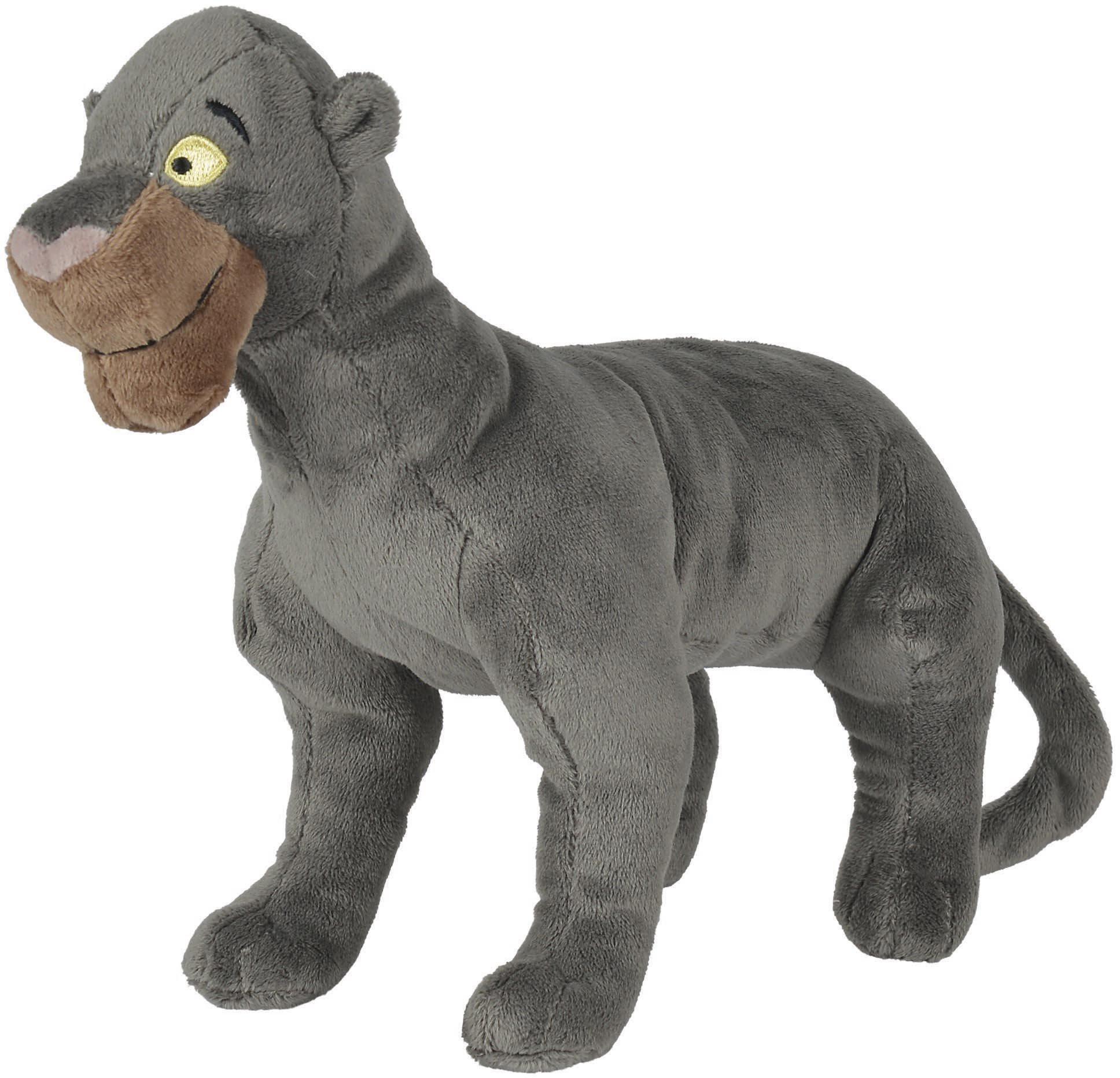 Мягкая игрушка - Багира, 25 см.Мягкие игрушки Disney<br>Мягкая игрушка - Багира, 25 см.<br>