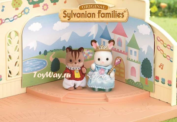 Купить Sylvanian Families - Спектакль в детском саду, Epoch