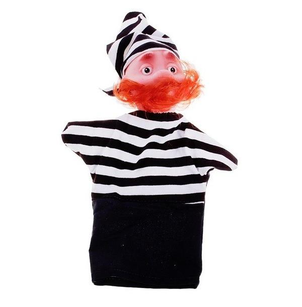 Кукла-перчатка – Пират, 28 смДетский кукольный театр <br>Кукла-перчатка – Пират, 28 см<br>