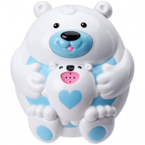 Игрушка для ванны - Полярный медвежонокИнтерактивные игрушки для ванны<br>Игрушка для ванны - Полярный медвежонок<br>