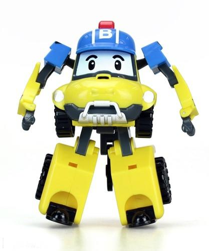 Трансформер Робокар Поли - Баки, 10 смRobocar Poli. Робокар Поли и его друзья<br>Трансформер Робокар Поли - Баки, 10 см<br>