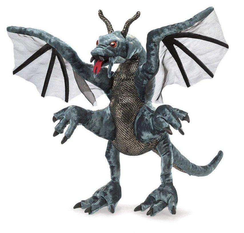 Мягкая игрушка - Дракон, 51 см