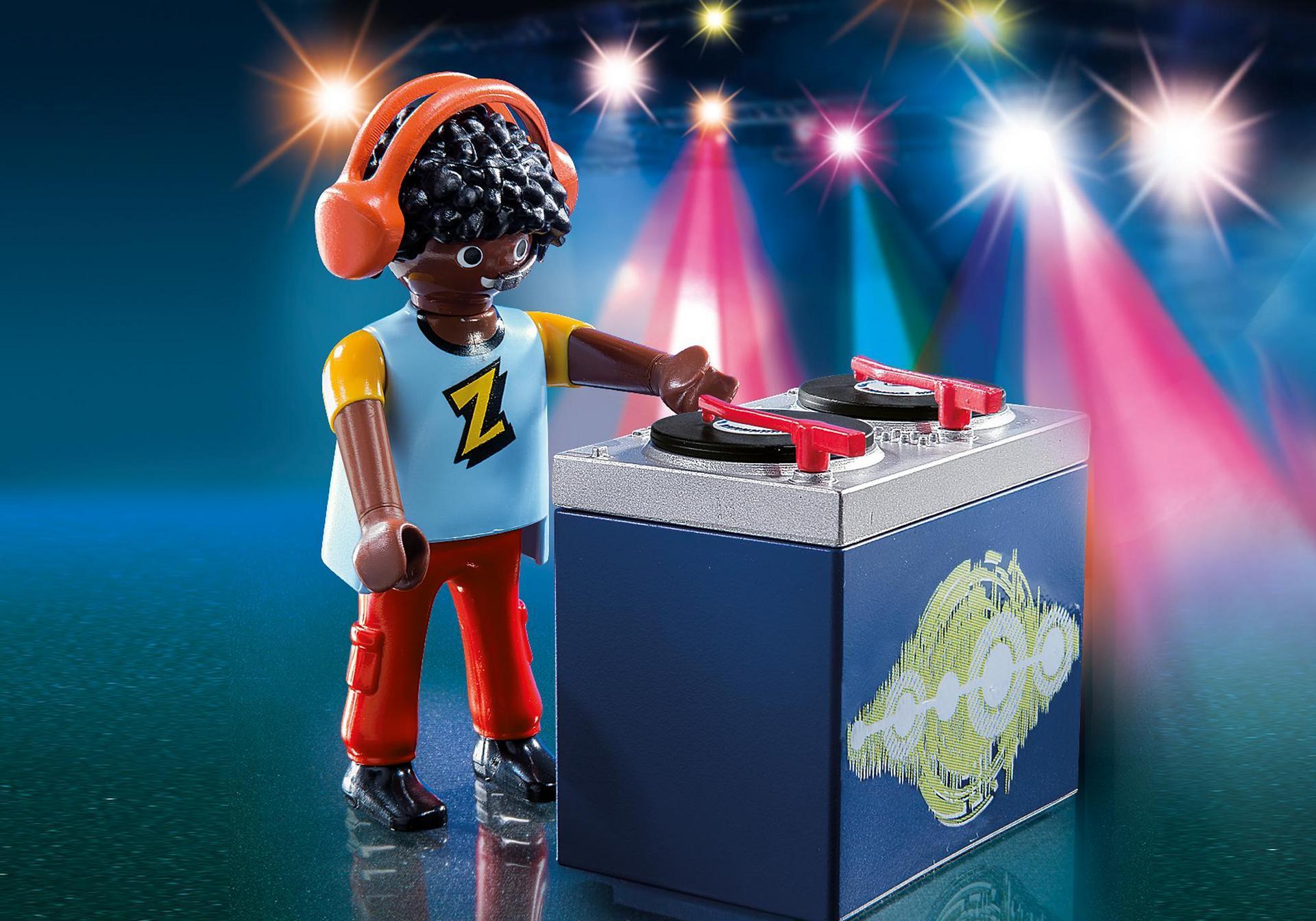 Купить Экстра-набор: Ди-джей, Playmobil