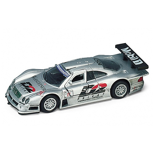 Купить Машинка MB CLK-GTR, масштаб 1:34-39, Welly