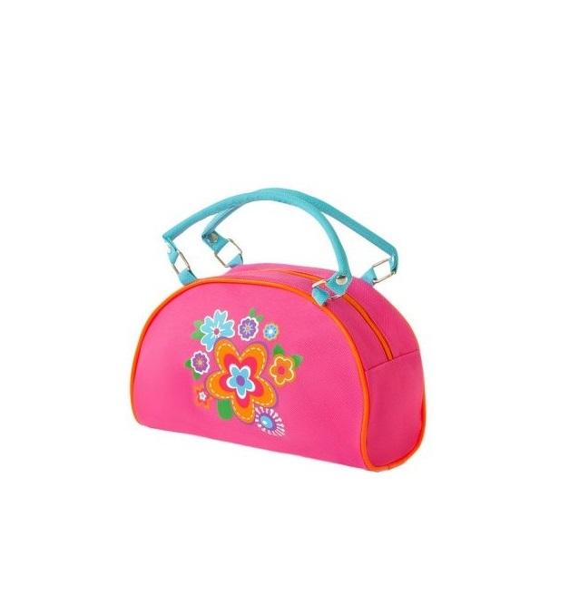 Сумочка с удобными ручками ЦветокДетские сумочки<br>Сумочка с удобными ручками Цветок<br>