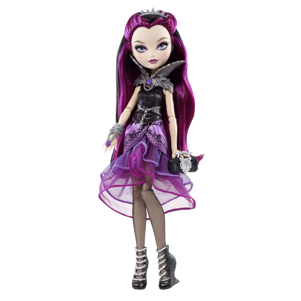 Кукла Ever After High - Raven QueenКуклы Ever After High и Monster High<br>Кукла Ever After High - Raven Queen<br>