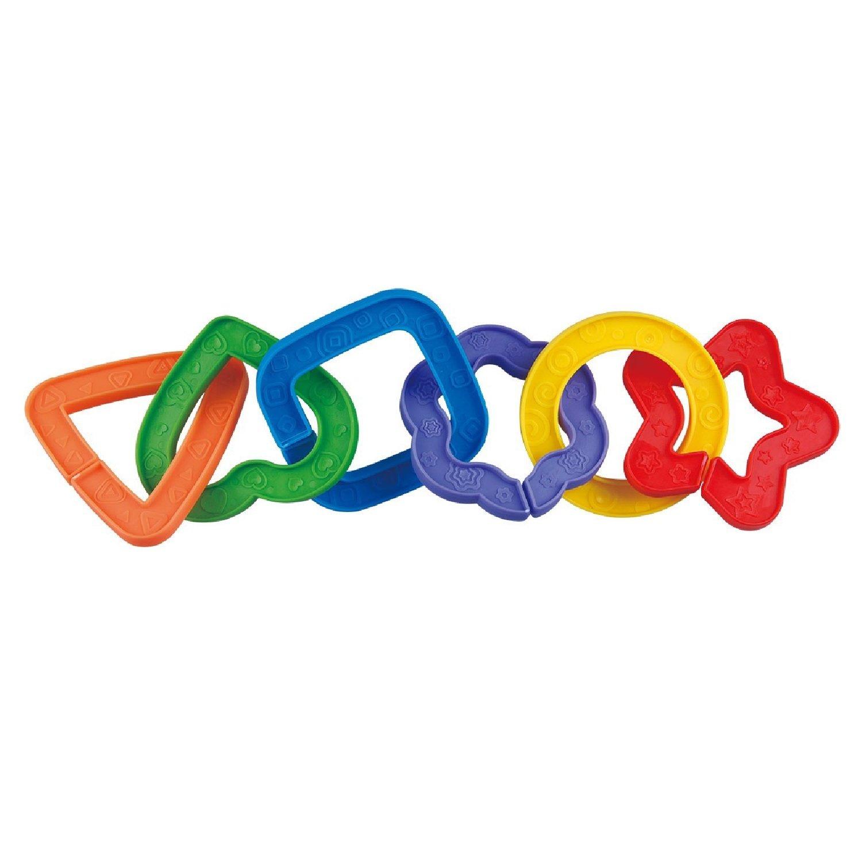 Развивающая игрушка - Забавная цепочка
