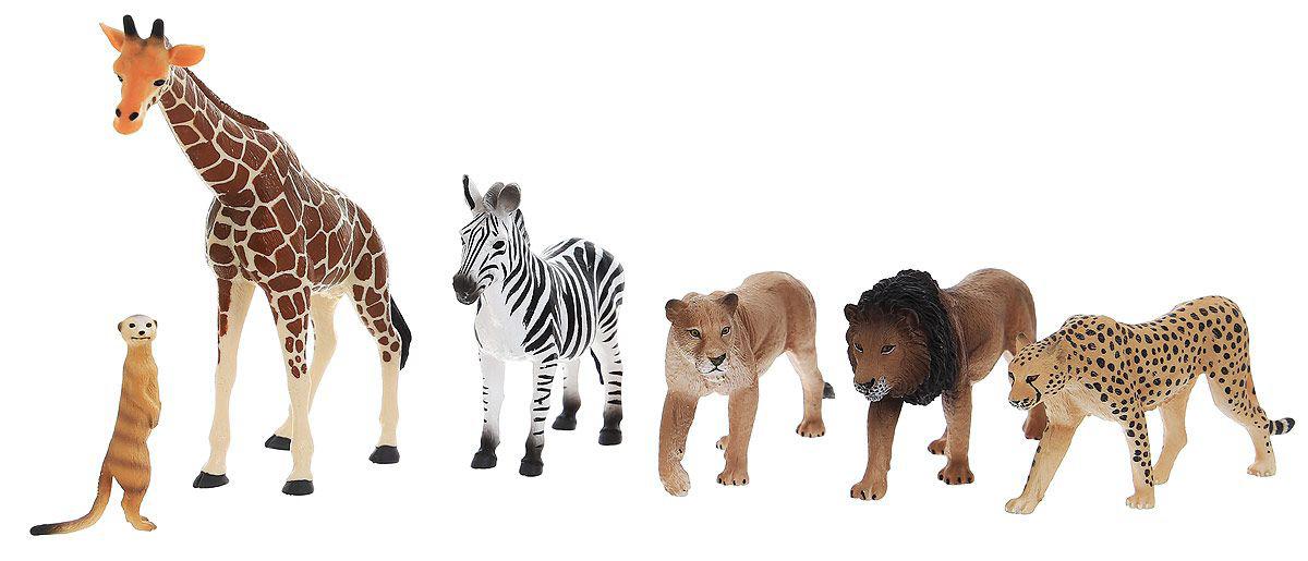 Набор Animal Planet - Африканская саваннаДикая природа (Wildlife)<br>Набор Animal Planet - Африканская саванна<br>