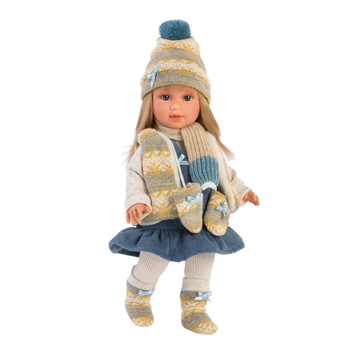 Купить Кукла Тина, 40 см, Llorens Juan