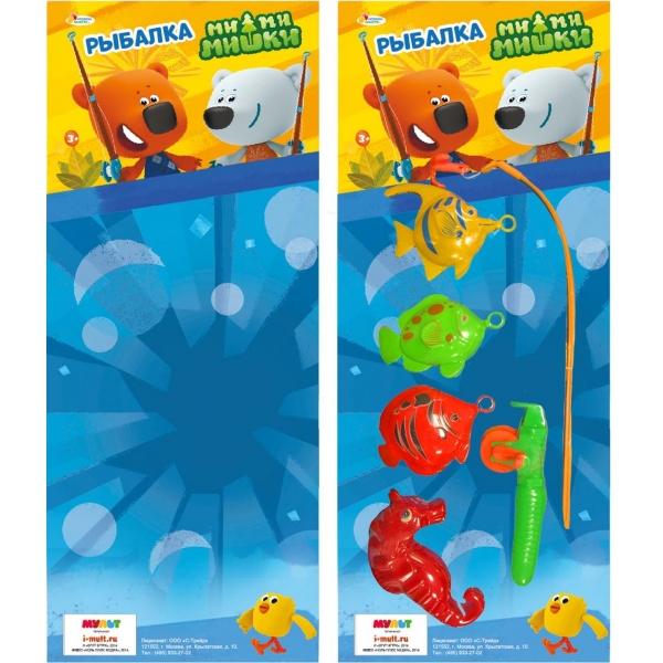 Игра рыбалка - МимиМишкиРыбалка для ванны<br>Игра рыбалка - МимиМишки<br>
