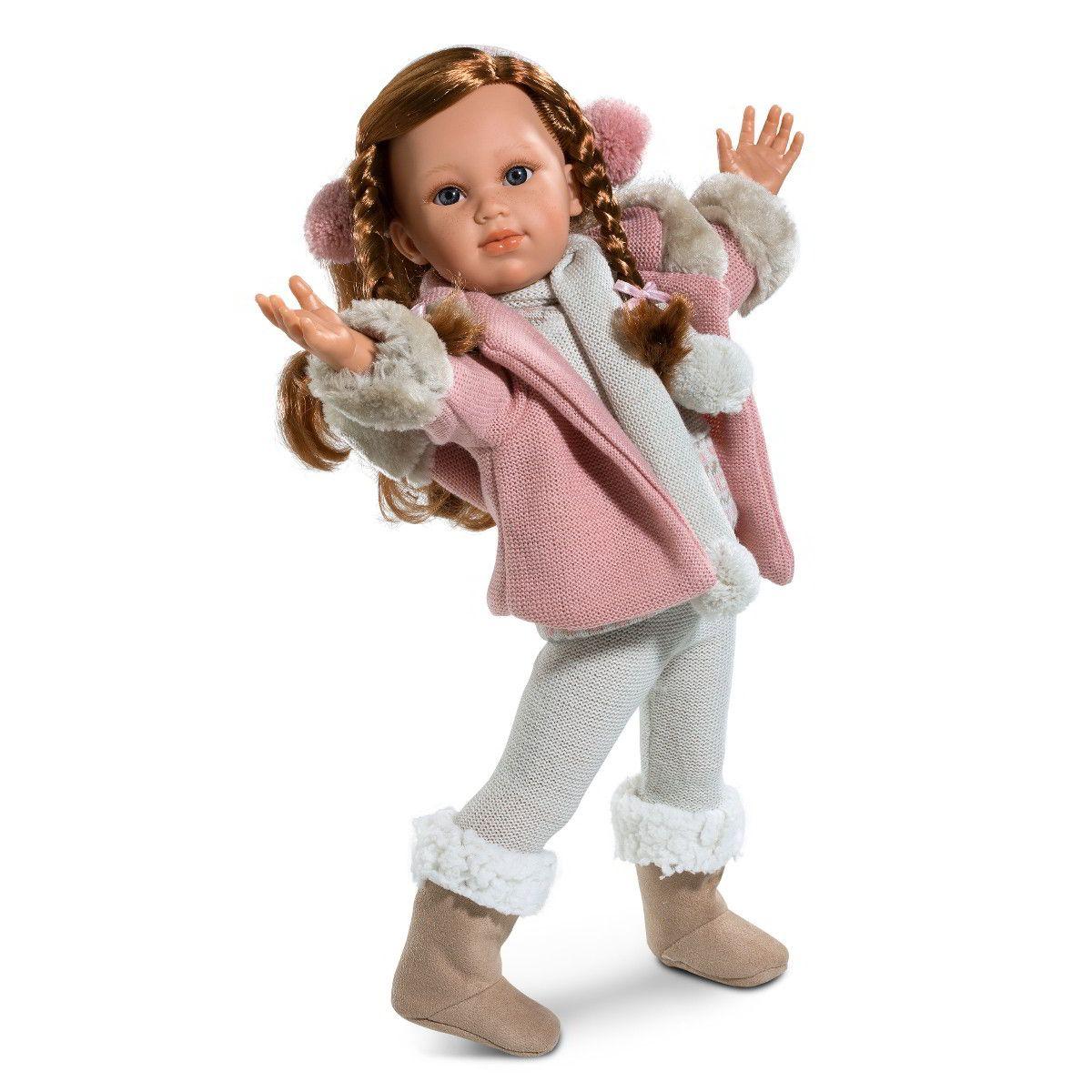 Кукла София, 42 смИспанские куклы Llorens Juan, S.L.<br>Кукла София, 42 см<br>
