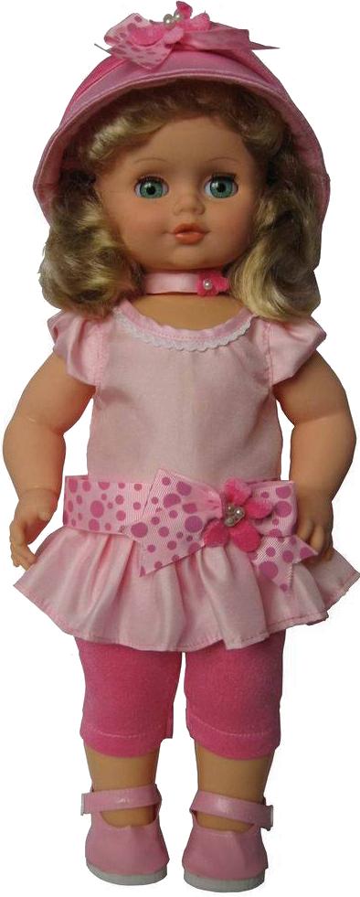 Кукла Инна 49 со звуковым устройством, 43 смРусские куклы фабрики Весна<br>Кукла Инна 49 со звуковым устройством, 43 см<br>