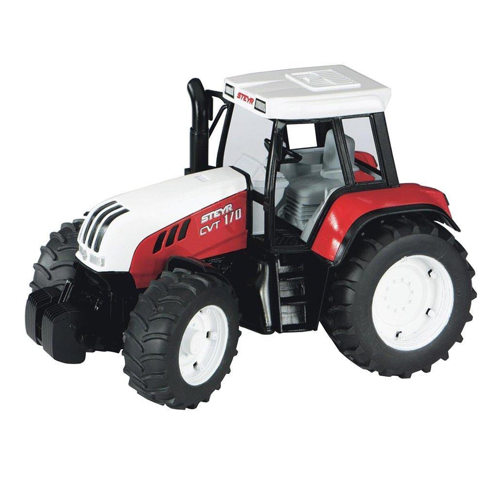 Трактор Bruder Steyr CVT 170Игрушечные тракторы<br>Трактор Bruder Steyr CVT 170<br>