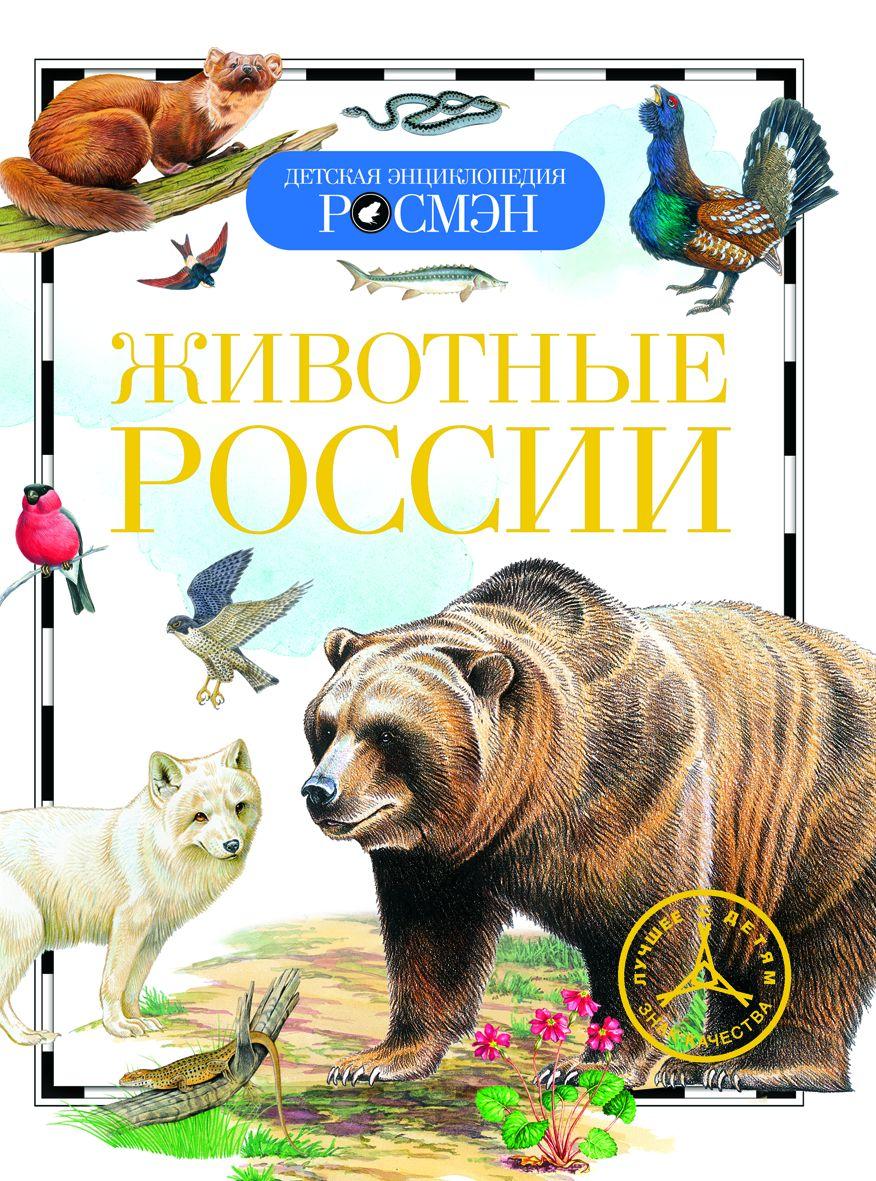 Энциклопедия «Животные России»Для детей старшего возраста<br>Энциклопедия «Животные России»<br>