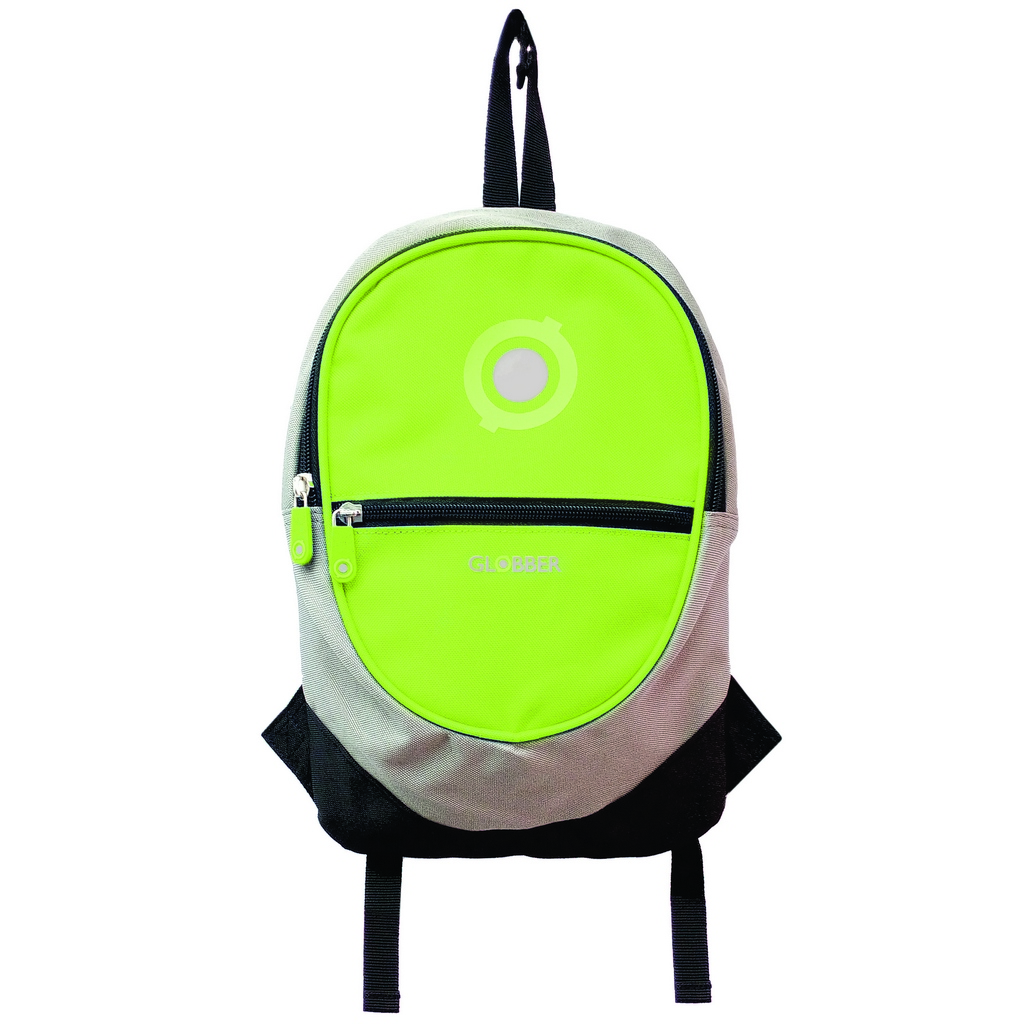 Рюкзак Globber для самокатов Junior, lime green