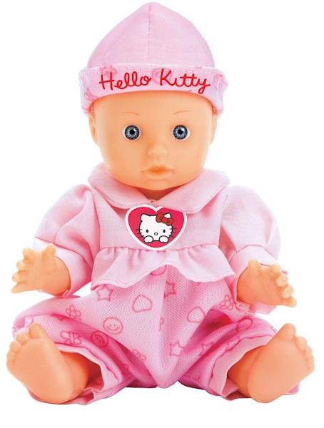 Интерактивная кукла Hello Kitty, с аксессуарамиКуклы Карапуз<br>Интерактивная кукла Hello Kitty, с аксессуарами<br>