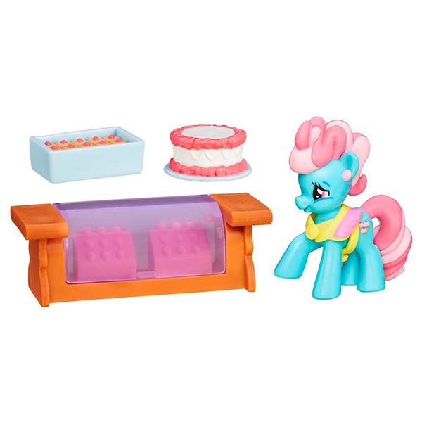 Коллекционная фигурка из серии My Little Pony - Миссис Даззл КейкМоя маленькая пони (My Little Pony)<br>Коллекционная фигурка из серии My Little Pony - Миссис Даззл Кейк<br>
