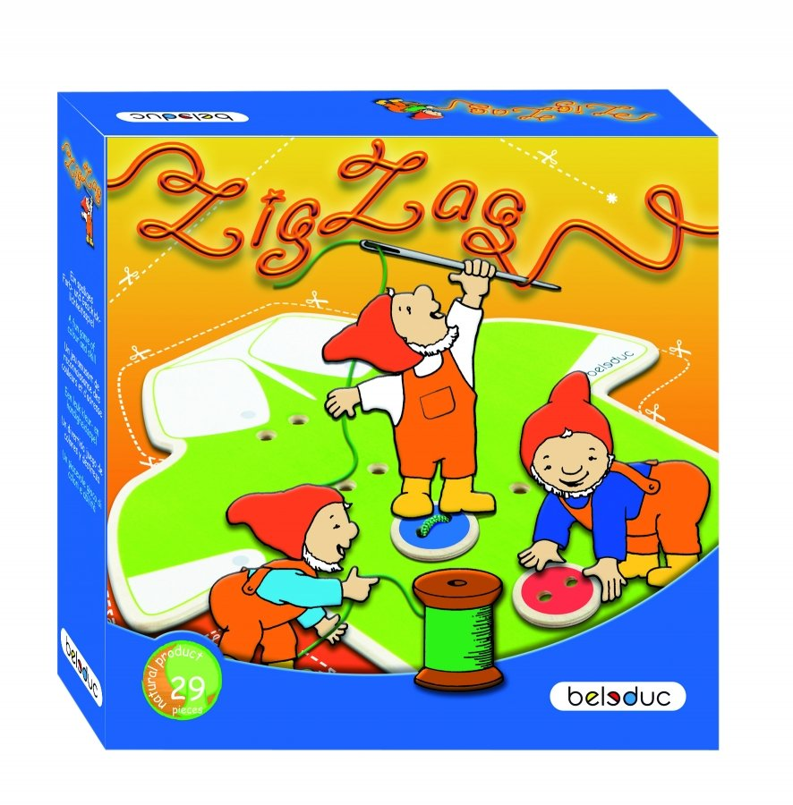 Развивающая игра - Зиг Заг фото