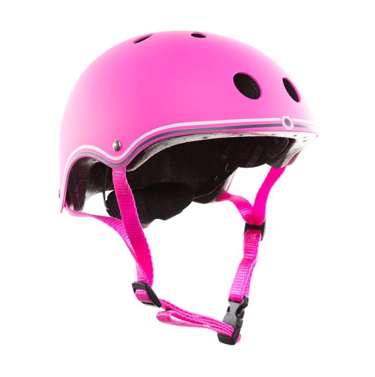 Купить Шлем Globber - Junior XS/S, 51-54 см, розовый неон