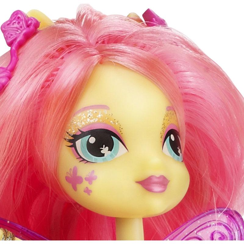 "Кукла-пони Fluttershy с крылышками и аксессуарами. My Little Pony ""Equestria Girls"" (HASBRO, a4120-a3995h) - интернет-магазин To"
