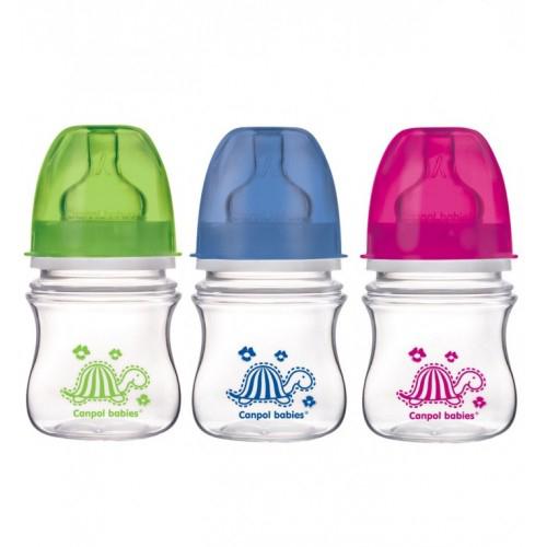 Бутылочка с соской 120 млТовары для кормления<br>Бутылочка с соской 120 мл<br>