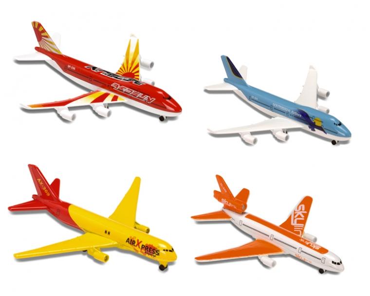 Коллекция самолётов, 13 см.Самолеты, службы спасения<br>Коллекция самолётов, 13 см.<br>