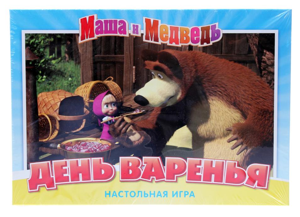 Игра маша и медведь день варенья скачать бесплатно на компьютер