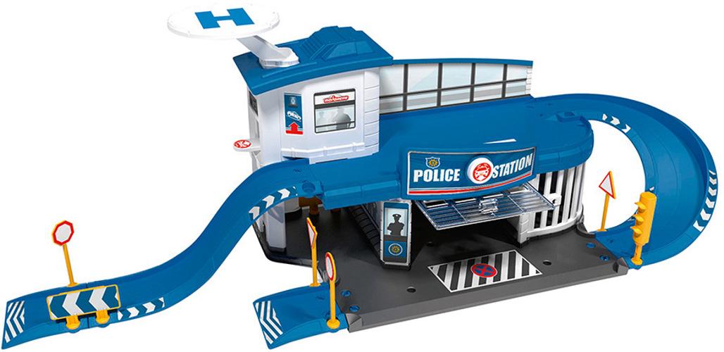 Парковка полицейская станция Creatix + 1 машинкаДетские парковки и гаражи<br>Парковка полицейская станция Creatix + 1 машинка<br>