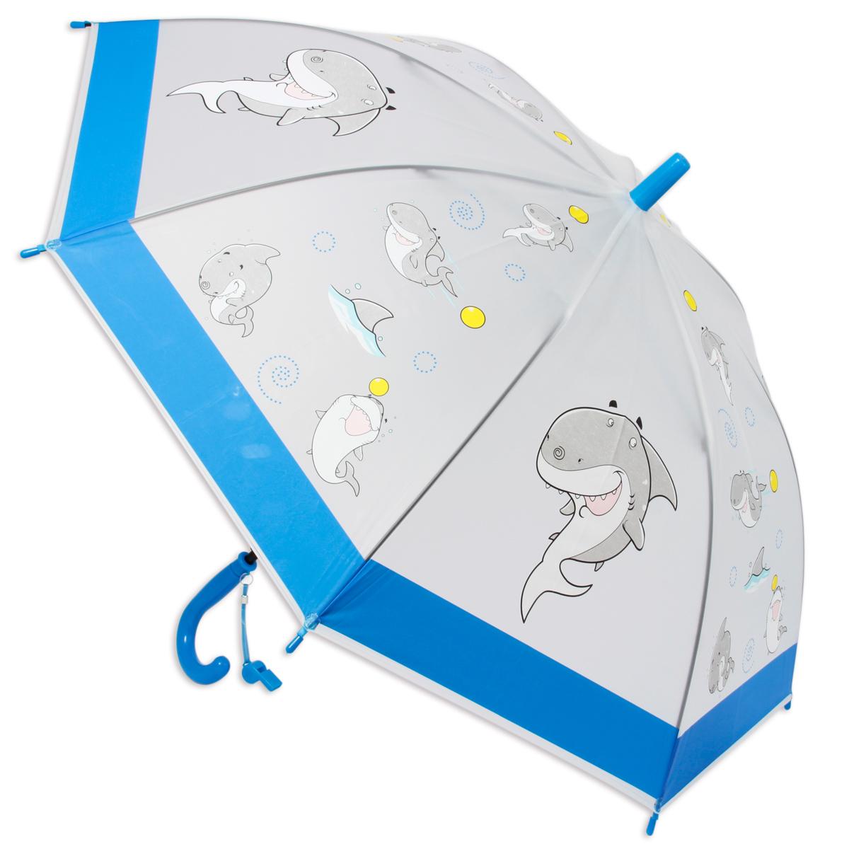 Детский зонт – АкулаДетские зонты<br>Детский зонт – Акула<br>