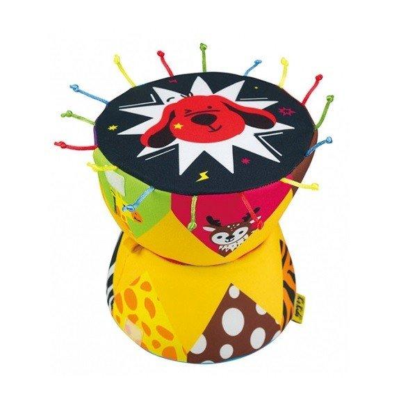 Развивающая игрушка - Там-тамРазвивающие игрушки K-Magic от KS Kids<br>Развивающая игрушка - Там-там<br>