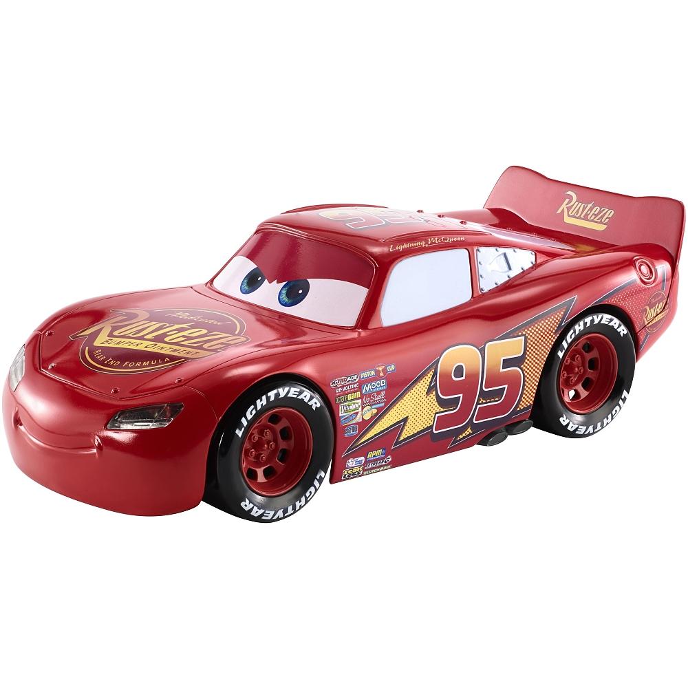 Движущаяся модель Молнии Маккуина со световыми и звуковыми эффектами - CARS 3 (Игрушки Тачки 3), артикул: 166871